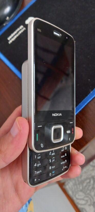 nokia 6280 в Азербайджан: Nokia N96