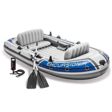 187 объявлений: Надувная лодка, в комплекте вёсла, насос, заплатки, трос, два кресла