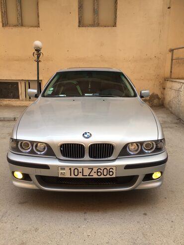 bmw-5-серия-525ix-vanos - Azərbaycan: BMW 5 series 2.5 l. 1997 | 447892 km