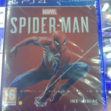 Bakı şəhərində Spider Man