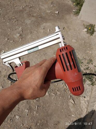 Степлеры - Кыргызстан: Электро степлер сатам Ош. жаны