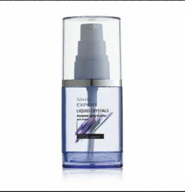 Жидкие кристаллы для волос «Атласная гладкость»– средство, которое