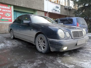 Mercedes-Benz E 320 1998 в Лебединовка