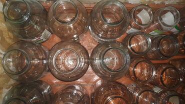 Другие товары для кухни в Кыргызстан: Продаем банки стеклянные для консервации(для варенья и соленья).  Имее
