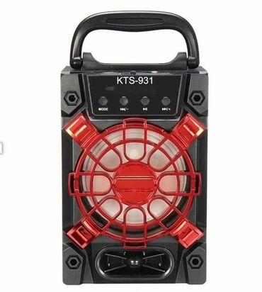 Muzika - Srbija: Bluetooth karaoke zvučnik Prenosivi zvučnik. Radi sa pametnim