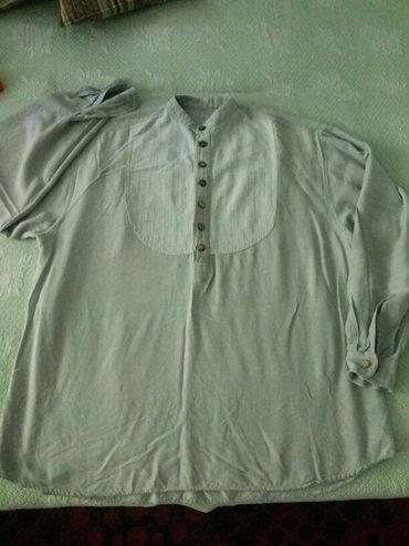 Отличная мужская рубашечка. размер в Бишкек