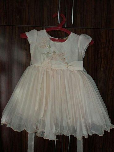 Платье на 1. 5-2года в Бишкек