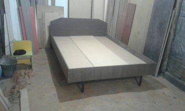 Продаю двух спальню кровать новая размер 1.4*2 телефон 0700995656 в Бишкек