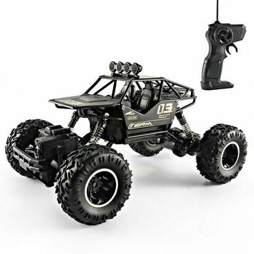 Радиоуправляемая игрушка Monster Truck Rock в Бишкек