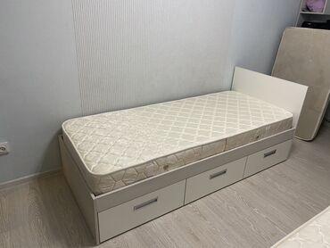 проточный кран водонагреватель купить в Кыргызстан: Продаю 2 Кровати в идеальном состоянии!!! Покупали в Лафамилии год наз