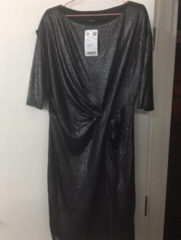 Sa kapuljacom - Srbija: Orsay haljina, nova, sa etiketom Velicina 40