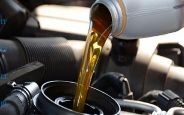 Автозапчасти и аксессуары - Джал мкр (в т.ч. Верхний, Нижний, Средний): Продаю Моторный масло оптом и в розницу
