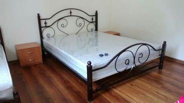 Железные кровати на заказ. одна спалки и двух спалки. 20000 в Бишкек