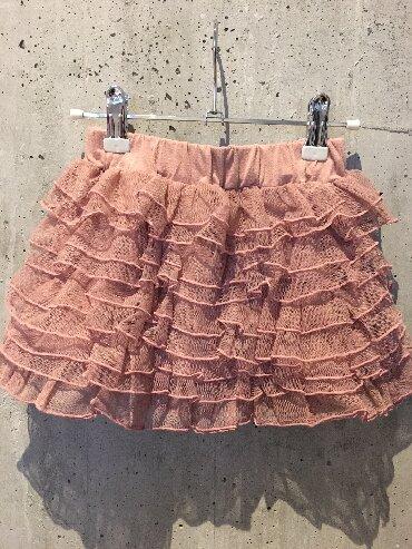 Svileni suknja - Srbija: Italijanska suknjicaVelicina 2 - 3 god (moze se nositi i sa 4