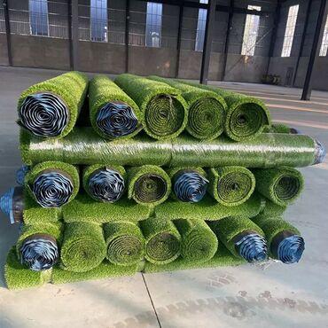 искусственная трава бишкек in Кыргызстан | ГРУЗОВЫЕ ПЕРЕВОЗКИ: Искусственный газон для сада, Ландшафтный с искусственной травой был р