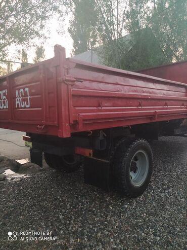 Транспорт - Базар-Коргон: Газ 53 кузуп самасвал сатылат силиндири менен машина сатылбайт
