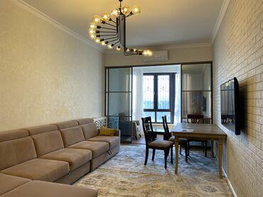 квартиры с подселением in Кыргызстан   ДОЛГОСРОЧНАЯ АРЕНДА КВАРТИР: 3 комнаты, 140 кв. м, С мебелью полностью
