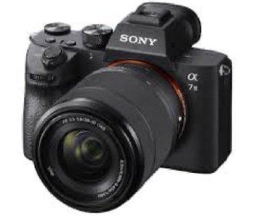 sony-a7-iii-бишкек в Кыргызстан: Продаю Новый фотоаппарат SONY A7 ||| Полнокадровая камера формата 35