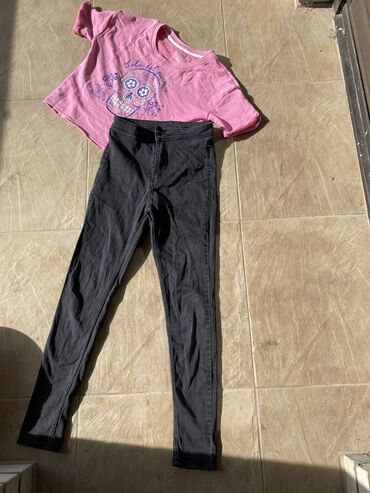 H&M farmerke i majica