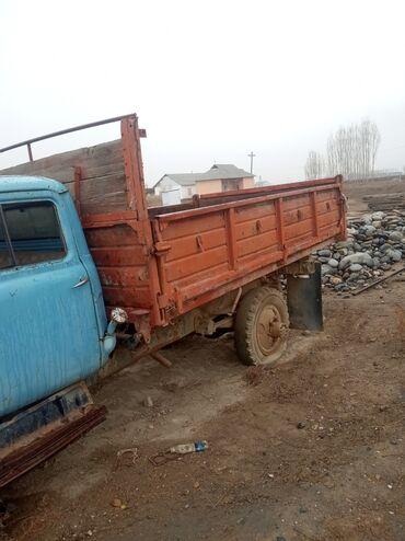 купить газ 53 самосвал бу в Кыргызстан: Газ 53 самосвал отдам шесть Балон новый