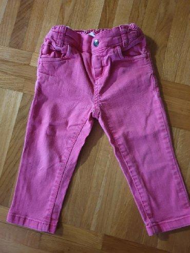 Dečije Farmerke i Pantalone | Palic: Prelepe pantalonice za bebe C&A vel .86