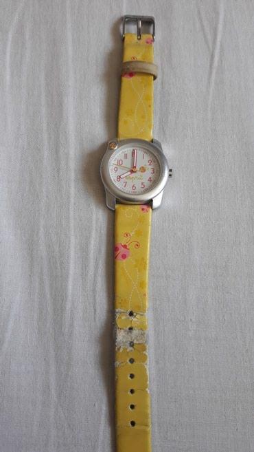 Esprit original deciji sat potrebno zameniti bateriju i narukvicu - Novi Sad - slika 3