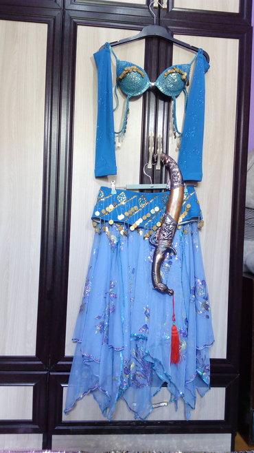 Коллекционные ножи - Бишкек: Продаю кинжал для выступлений, для арабского и восточного танцев