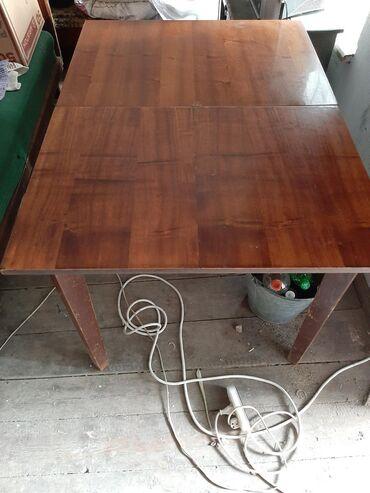 купить ауди 80 б4 в Ак-Джол: Продаю стол длина 110 см ширина 80 см. 500 сом