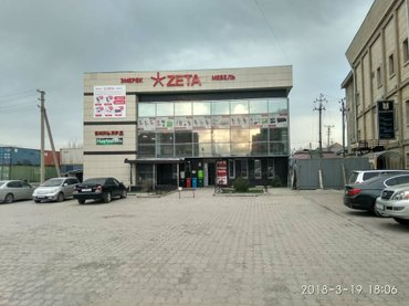 срочно сдаю или продаю здание на  алма - ахунб аева  на против в Бишкек