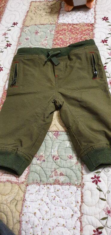 Крутые штаны от фирмы Burberry, на возраст 3- 6 месяцев, идеальное