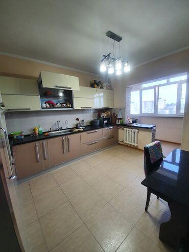 продаю 3 х комнатную квартиру в бишкеке в Кыргызстан: 3 комнаты, 115 кв. м С мебелью