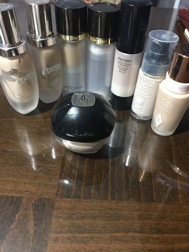 наращивание волос бишкек in Кыргызстан | ДРУГОЕ: Продаю Люксовую косметику бу и новые есть  Тональные крема и бб крема