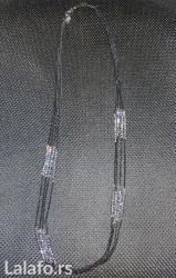 Moderna, elegantna ogrlica, kupljena u Afroditi. Dužina zatvorene - Belgrade
