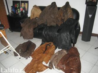 Akcija kozne jakne potrebno pranjen399din komad - Belgrade