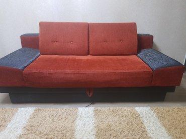 диван фирмы lina в отличном состоянии! цена 6500сом! в Бишкек