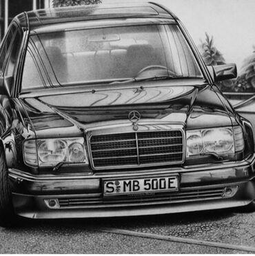 Mercedes-Benz W124 2.2 л. 1995