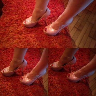 Cipele 38. Nošene par puta bez oštećenja