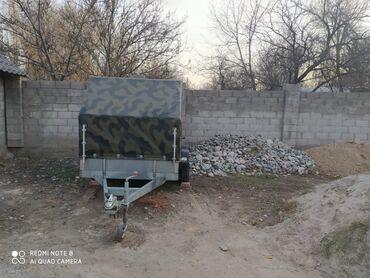 1 кг суши - Кыргызстан: Прицеп тонар 2016 г грузоподъёмность 1,5 т, длина 3,5м, ширина 1,6м
