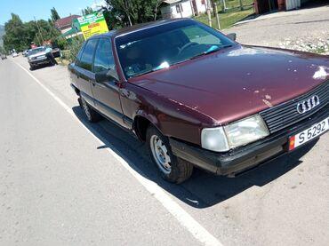 Audi 100 2.3 л. 1988