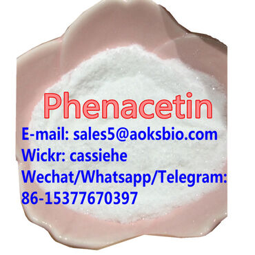 Phenacetin supplier phenacetin powder phenacetin China ( shiny or no