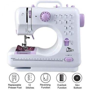 - Azərbaycan: Mini multi-purpose sewing machine FHSM – 505 çoxfunksiyalı və çox