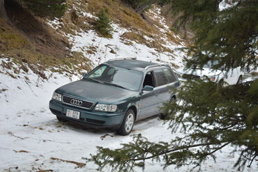 audi a5 2 tfsi в Кыргызстан: Audi A6 2.8 л. 1995 | 400000 км