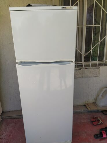 13204 объявлений: Б/у Двухкамерный | Белый холодильник Atlant