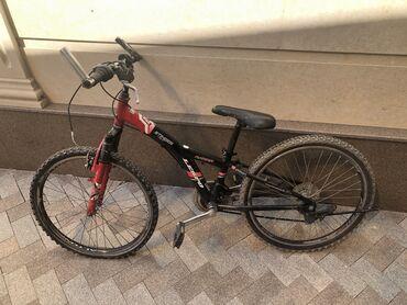 alfa romeo brera 24 jtd в Кыргызстан: Велосипед (колёса 24) нет тормоза