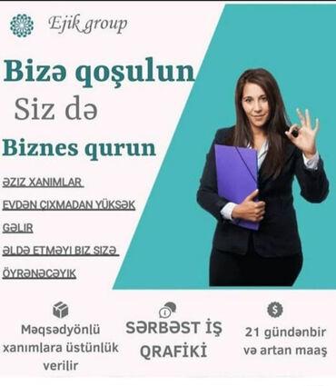 azərbaycan whatsapp qrupları - Azərbaycan: Şəbəkə marketinqi məsləhətçisi. Oriflame. İstənilən yaş. Natamam iş günü