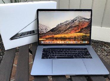 Apple macbook sahibinden - Azərbaycan: Apple Macbook Pro 15.4 Touch Bar Space Gray New