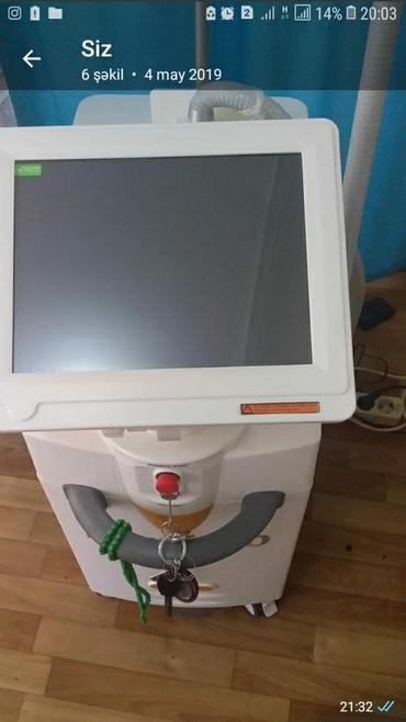 alejsandrit lazer candello - Azərbaycan: Lazer epilyasiya cihazı satılır. Honkon karlik diod lazer. çox az