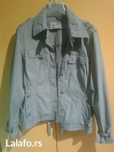 Cecil prolecna jakna,xl velicina, malo nosena,kao nova. - Valjevo