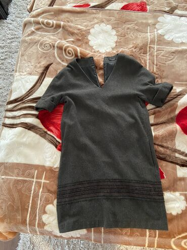 qadın üçün idman futbolkaları - Azərbaycan: Dress Sərbəst biçimli Massimo Dutti M