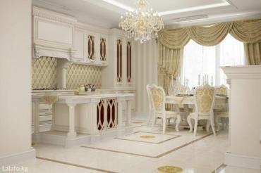 Изготовление мебели из массива и мдф кухни спальни гарнитуры и прочее в Бишкек